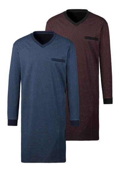 le jogger® Nachthemd (Packung, 2er-Pack)