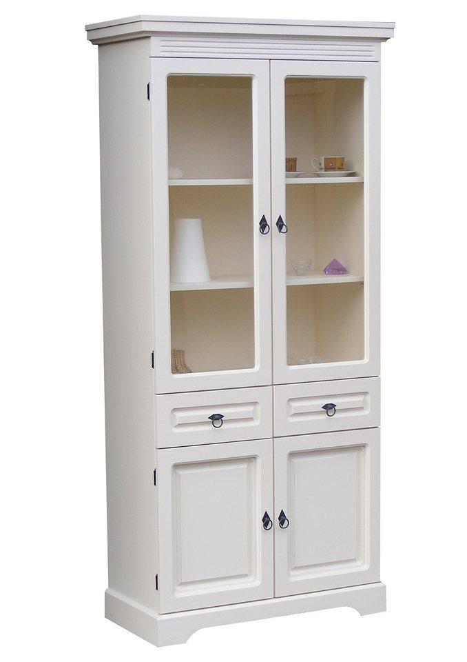 vitrine home affaire 2trg online kaufen otto. Black Bedroom Furniture Sets. Home Design Ideas