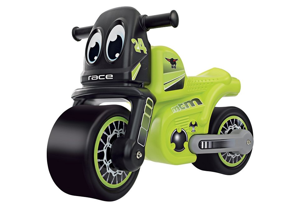 BIG Laufrad, »Racing-Bike« in grün