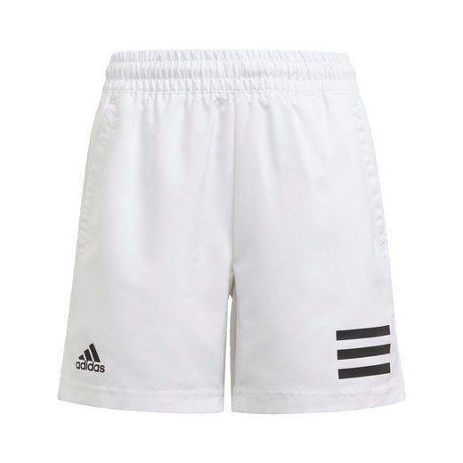 adidas Performance Shorts »Club Tennis 3-Streifen Shorts«