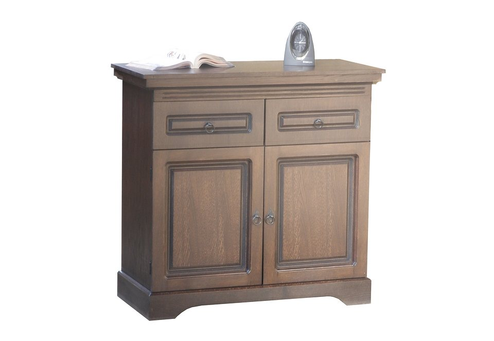 Sideboard, Home affaire in Tabak