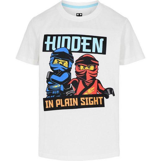 LEGO® T-Shirt »LEGO Ninjago T-Shirt für Jungen«