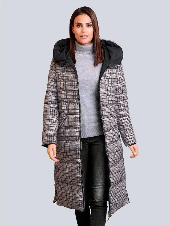 alba moda -  Steppmantel mit Wendemöglichkeit