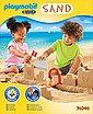 Playmobil® Konstruktions-Spielset »Kreativset Sandburg (70340), Playmobil 123 - Sand«, Made in Europe, Bild 2