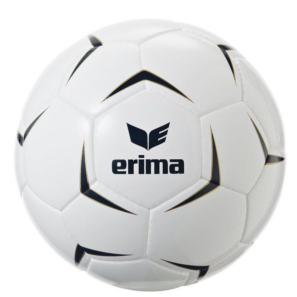 ERIMA Fußball Majestor Match Spielball in weiß / schwarz