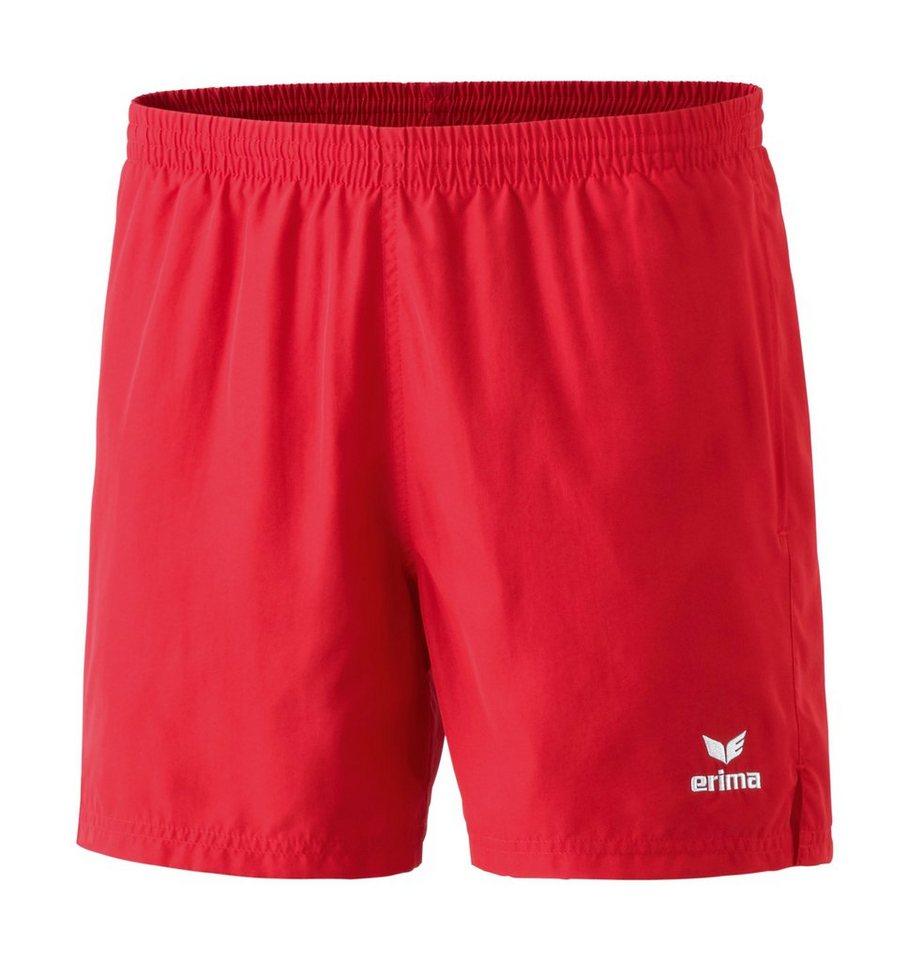 ERIMA Tischtennis Short Herren in rot