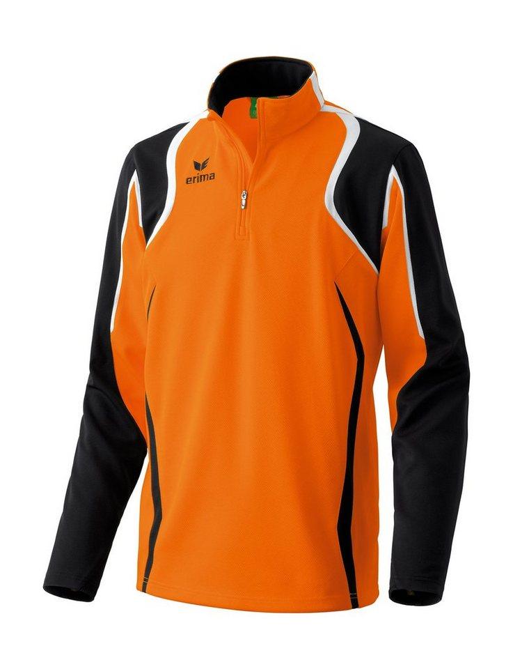 ERIMA Razor Line Trainingstop Herren in orange / schwarz
