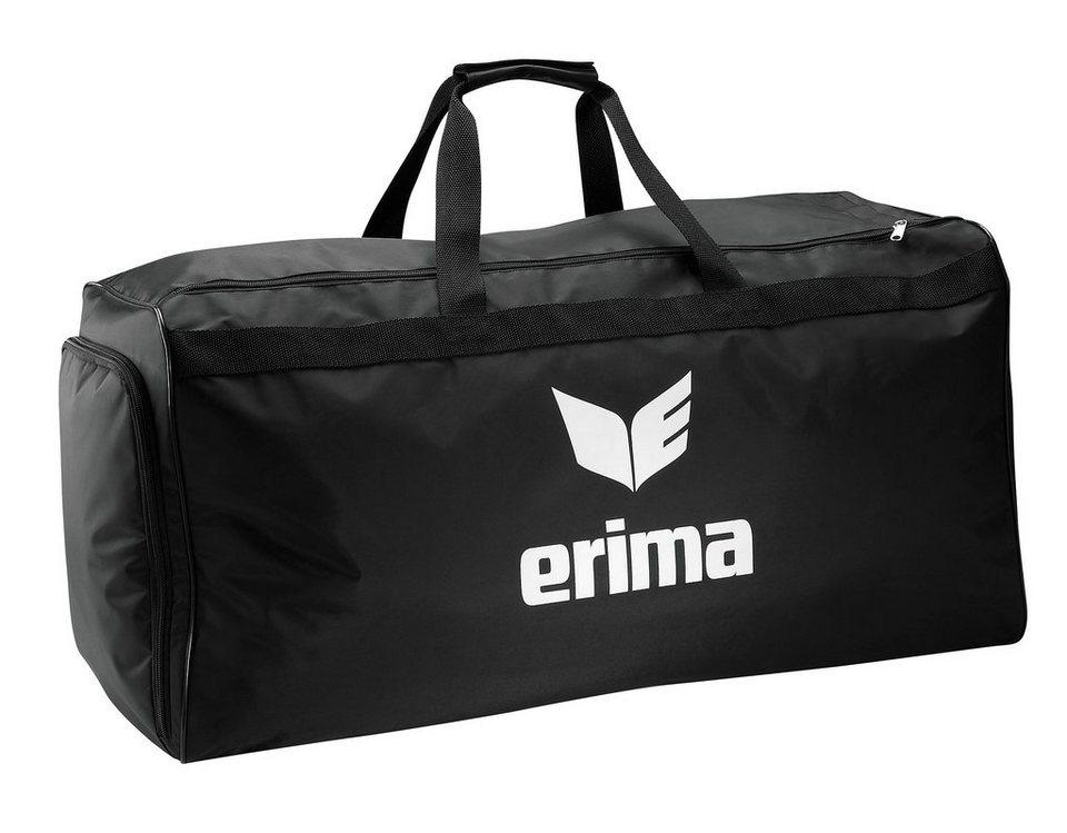 ERIMA Trikottasche XL in schwarz