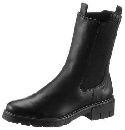 Ara »DOVER« Stiefel mit breiten Stretcheinsätzen