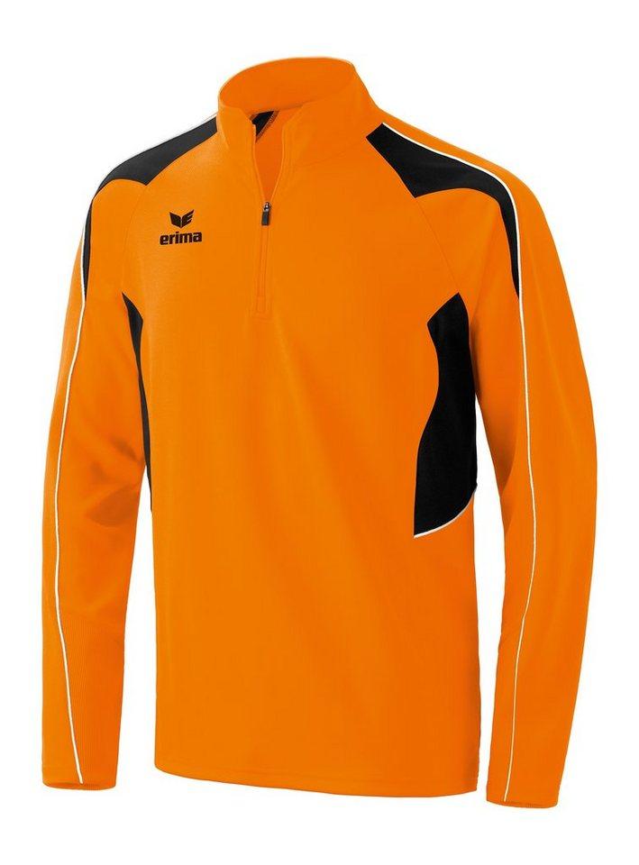 ERIMA Shooter Line Trainingstop Herren in orange / schwarz