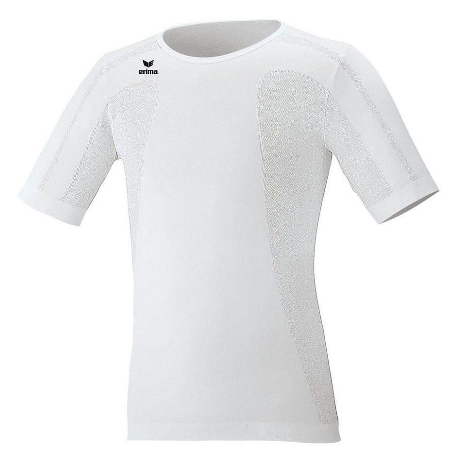 ERIMA Funktions T-Shirt Herren in weiß