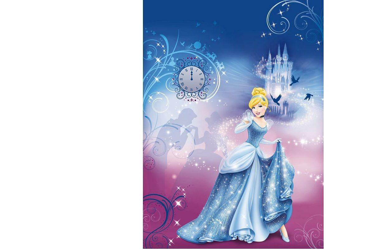 Fototapete, Komar, »Cinderella`s Night«, 184/254 cm
