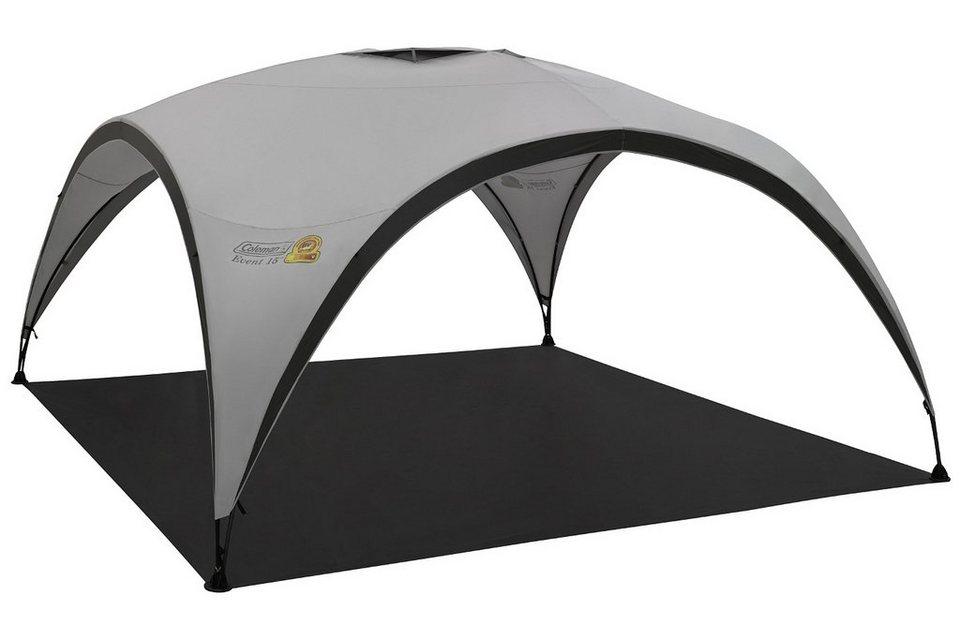 Coleman Zelt »Event Shelter 3,6 x 3,6 Groundsheet« in schwarz