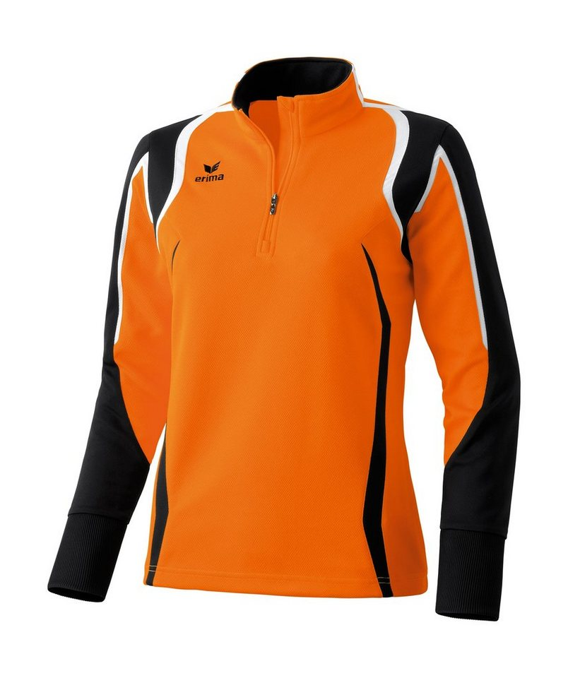 ERIMA Razor Line Trainingstop Damen in orange / schwarz