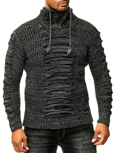Rusty Neal Strickpullover