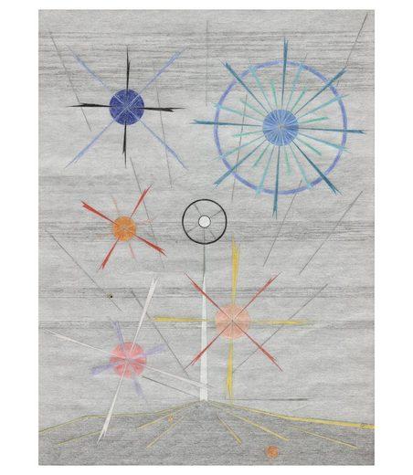 Markus Becker Kunstdruck »Die vervielfachten Sterne«