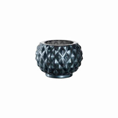 LEONARDO Teelichthalter »Poesia Blau 5.4 cm«
