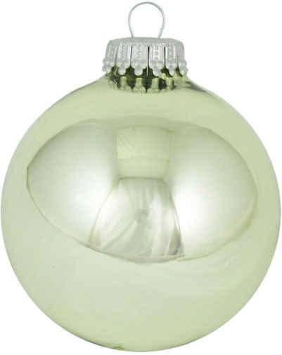 Krebs Glas Lauscha Weihnachtsbaumkugel »CBK20014« (8 Stück)