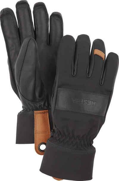 Buffalo Trail Textil Wasserdichte Thermo Winter Motorrad Handschuhe