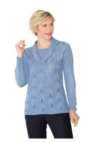 Classic Schalkragenpullover »Pullover«