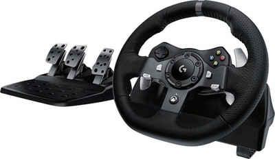 Logitech G »G920 Driving Force Racing Wheel USB - EMEA« Gaming-Lenkrad