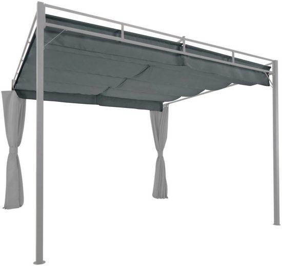 KONIFERA Pavillonersatzdach »Milos«, BxT: 300x287 cm