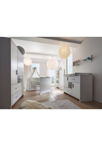 Schardt Babyzimmer-Komplettset »Candy Grey« (S...