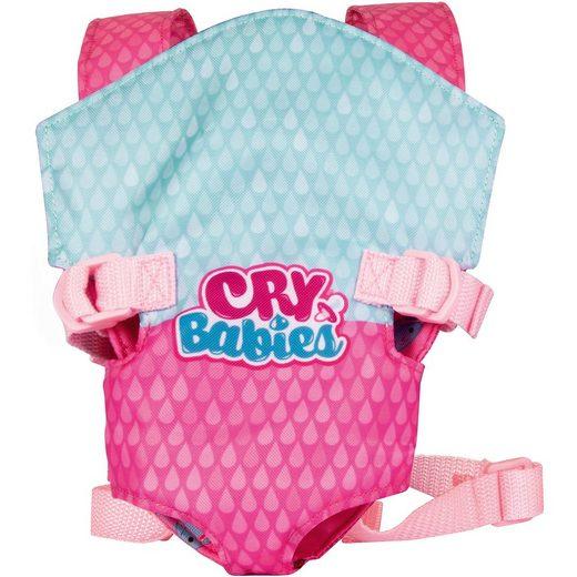 IMC TOYS Cry Babies Babytrage