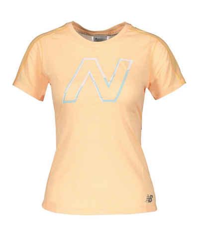 New Balance Laufshirt »Printed Impact T-Shirt Damen« default