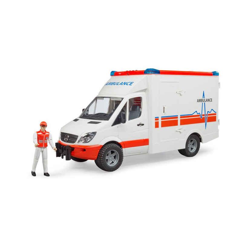 Bruder® Spielzeug-Krankenwagen »Mercedes Benz Sprinter Ambulanz«