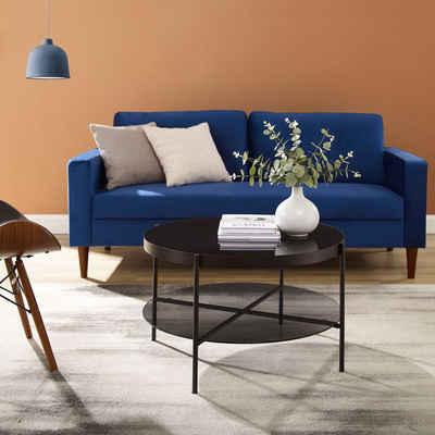 INOSIGN Couchtisch »Glenda«, Modernes Design, Ablageboden