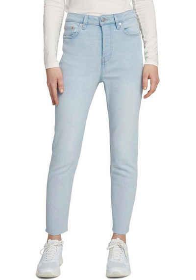 TOM TAILOR Denim 5-Pocket-Jeans in modischer Ankle-Länge