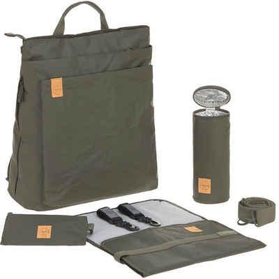 LÄSSIG Wickelrucksack »Wickelrucksack Tyve, Backpack, Greenlabel, grey«