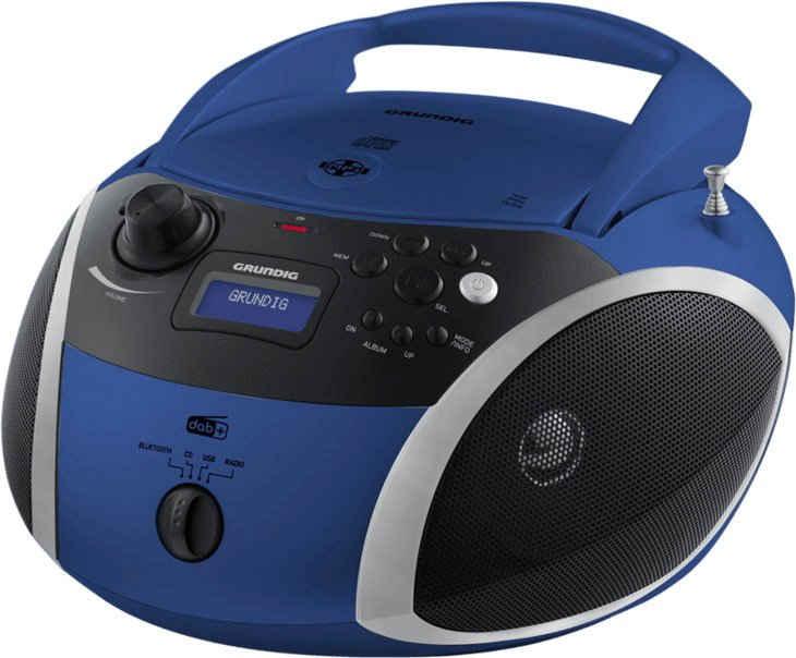 Grundig »GRB 4000« Radio (Digitalradio (DAB), FM-Tuner, 3 W)