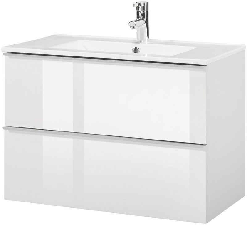 CYGNUS BATH Waschtisch »HOLA 800«, Breite 80 cm