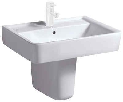 GEBERIT Waschbecken »Renova Nr. 1«, mit KeraTect, 65 cm