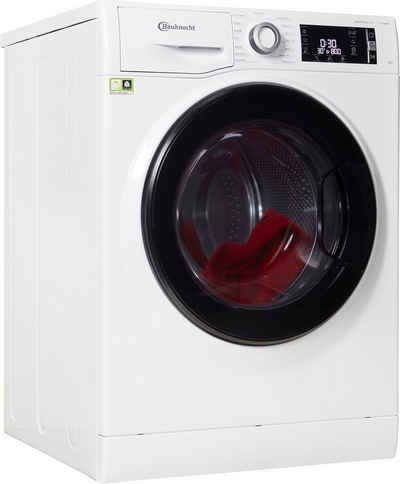 BAUKNECHT Waschmaschine WM ELITE 823 PS, 8 kg, 1400 U/min