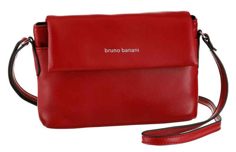 Bruno Banani Umhängetasche, aus super soften Lederimitat