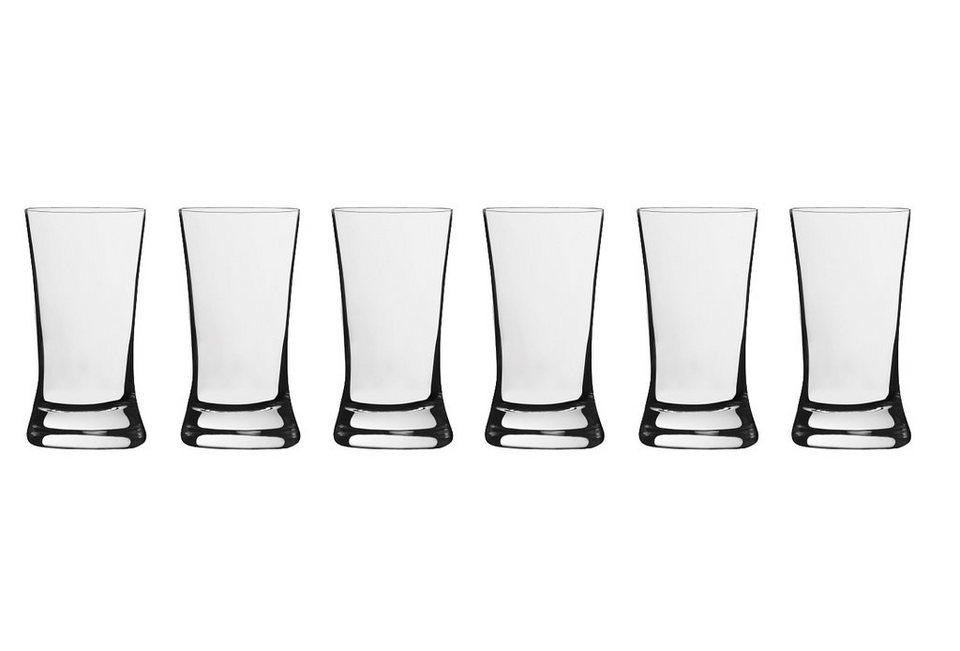 Stölzle Set: Stamper Glas 6er-Set »Bar & Liqueur« in Transparent