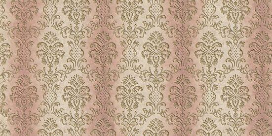 Architects Paper Fototapete »Ornament Fluffy«, (Set, 5 St), Barock, mit Ornamenten, Vlies, glatt