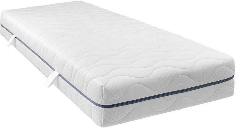 Komfortschaummatratze »EvoX 23«, Breckle, 23 cm hoch, Raumgewicht: 28, neuartiger, langlebiger Qualitätsschaum EvoX mit Kernschnitt, der die Wirbelsäule entlasten kann, für einen erholsamen Schlaf
