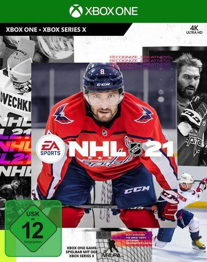 NHL 21 Xbox One