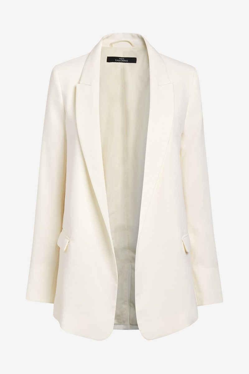 Next Jackenblazer »Weiter Blazer aus weichem Krepp«