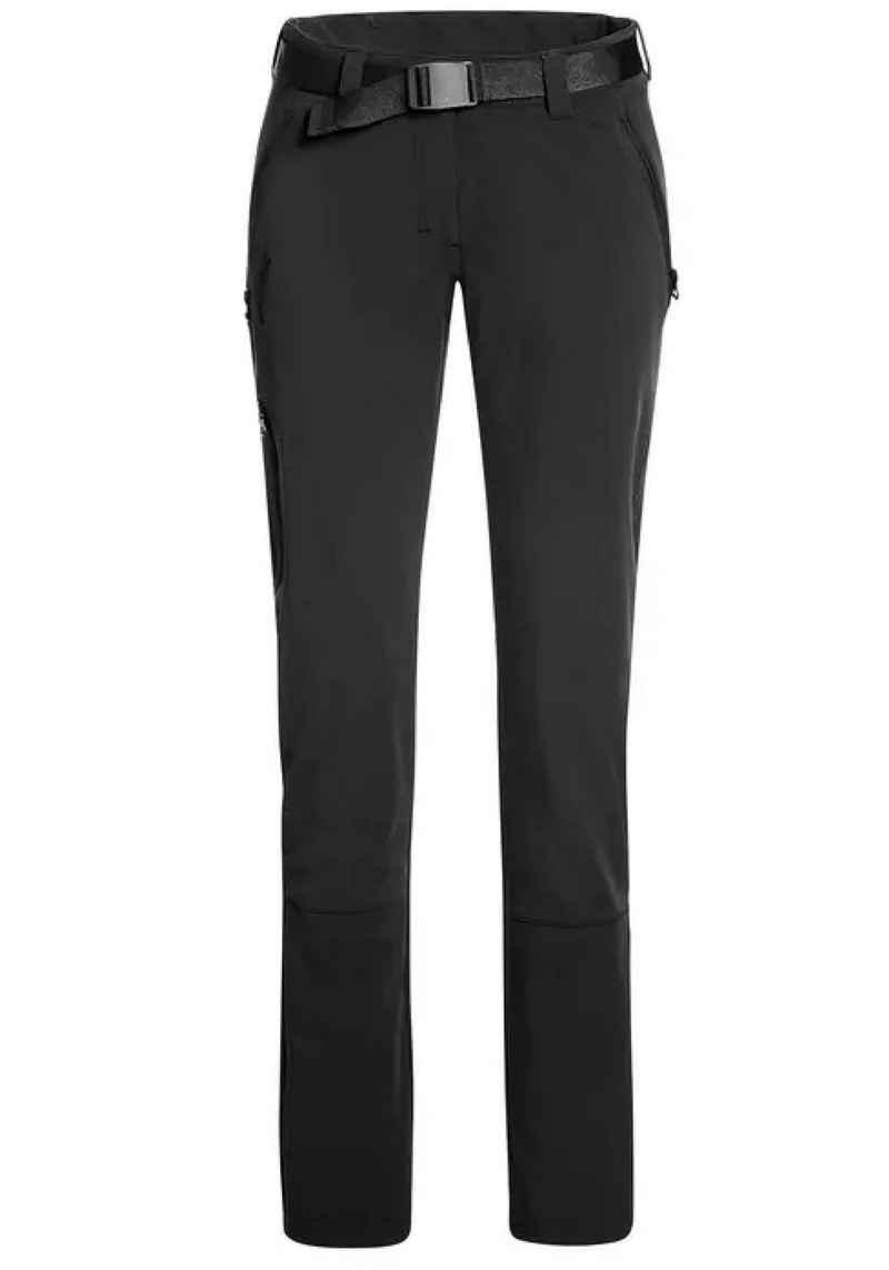 Maier Sports Funktionshose »Lana slim« Slimfit, Trekkinghose, elastisch, schnelltrocknend