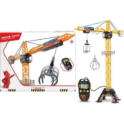 Dickie Toys Spielzeug-Auto »Mega-Kran«