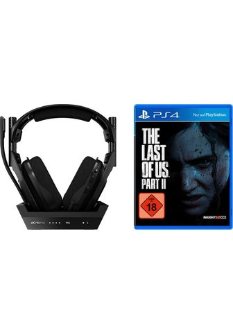 ASTRO »A50 Gen4 PS4« Gaming-Headset (inkl. T...