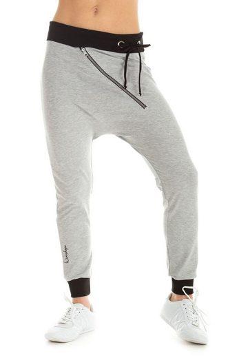 Winshape Haremshose »UNISEX Zipperhose WH4« Street Style