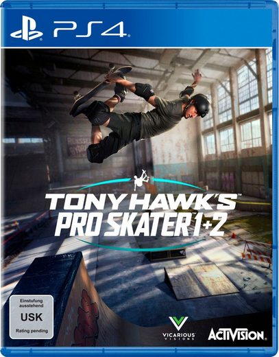 Tony Hawk 's Pro Skater 1+2 PlayStation 4