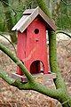 dobar Vogelhaus, BxTxH: 26,5x18,5x45 cm, Bild 2