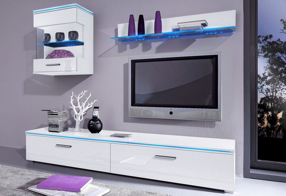 tv lowboard breite 120 cm oder 180 cm kaufen otto. Black Bedroom Furniture Sets. Home Design Ideas